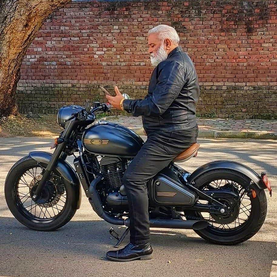אופנועי ג'אווה  JAWA מגיעים לאירופה